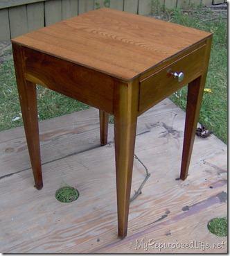 Hardwood Floor Table Top